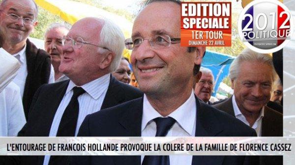 L'entourage de François Hollande provoque la colère de la famille de Florence Cassez