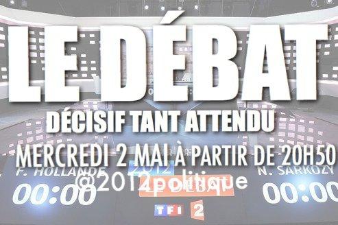 """L'ENTRE DEUX-TOURS: J-5 """"Sarkozy au Trocadéro + son itw à RMC""""/""""Hollande à Nevers rend hommage aux syndicalistes + soutient de CGT"""""""