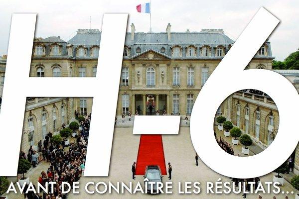LIVE: Suivez minute par minute la journée du 2nd tour de la présidentielle