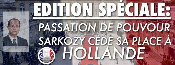 EDITION SPÉCIALE AUJOURD'HUI SUR @2012 POLITIQUE, LE PROGRAMME DE LA JOURNÉE ICI