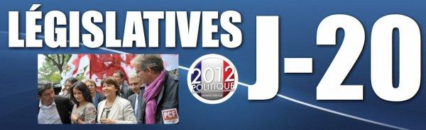 LEGISLATIVES 2012: J-20 En l'absence d'accord national, la gauche va devoir avancer en ordre dispersé pour les législatives