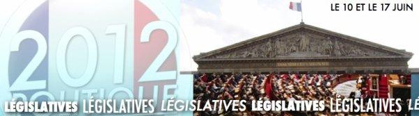 LEGISLATIVES 2012: J-10 Le PS retire son investiture à Andrieux, renvoyée en correctionnelle