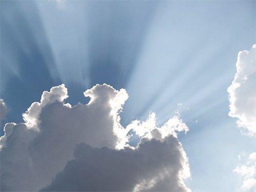 Observé un nuage