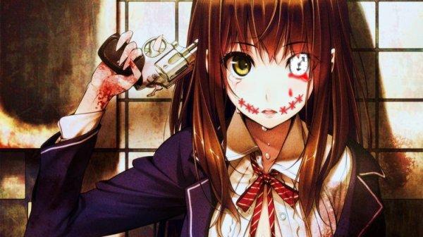 Blogue de clockwork creepypasta blogue de clockwork - Image de manga triste ...