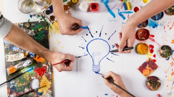 La créativité [Begoña y Sara]