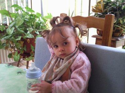 Lara ma 2eme nièce