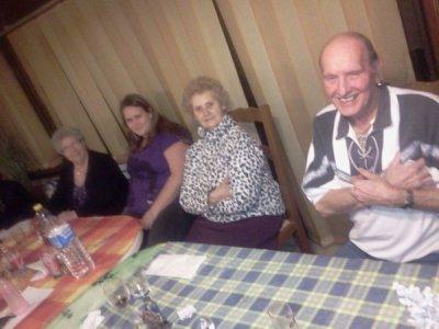 Moi , Mes deux grandsmères et Mon grand père