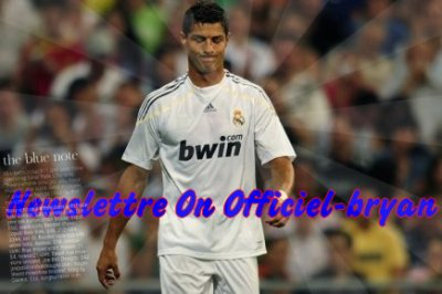 c Ronaldo newslettre