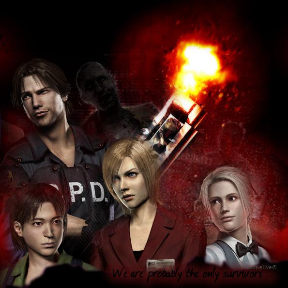 Resident Evil Outbreak 1&2
