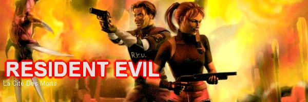 Resident Evil : La Cité Des Morts