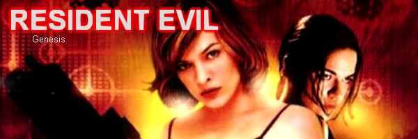 Resident Evil : Genesis