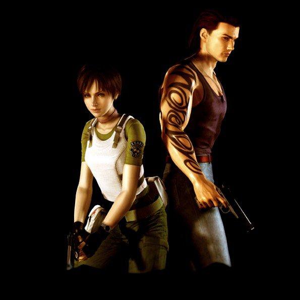 Resident Evil Ø