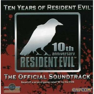 Ten Years Of Resident Evil : Original Soundtrack