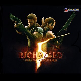Resident Evil 5 : Original Soundtrack