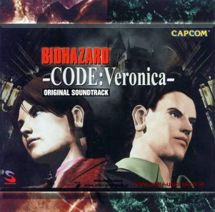 Resident Evil : Code Veronica Original Soundtrack