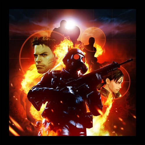 Resident Evil : The Mercenaries 3D
