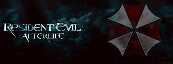 Resident Evil Afterlife : A l'écran