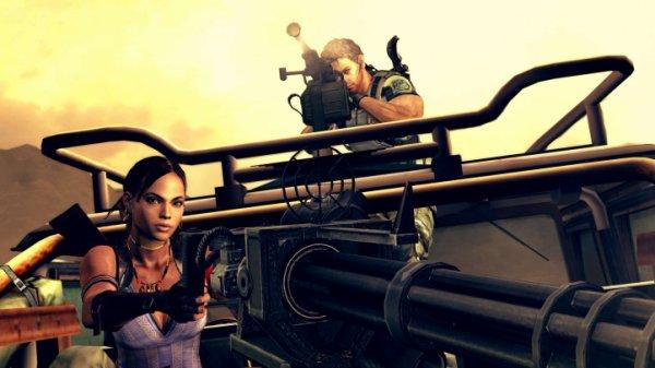 Resident Evil 5 : Polémiques