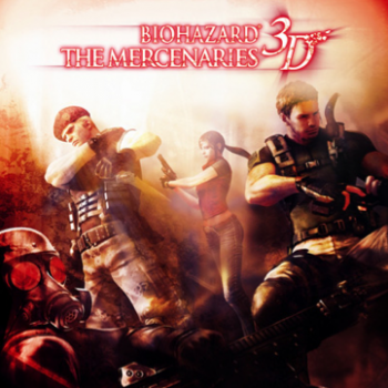 Resident Evil The Mercenaries 3D : Original Soundtrack