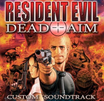 Resident Evil Dead Aim : Original Soundtrack
