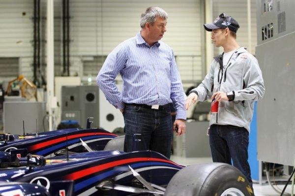 Casey Stoner s'interresse a la Formule 1