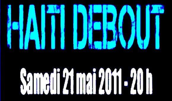 §§§  HAÏTI  DEBOUT  §§§