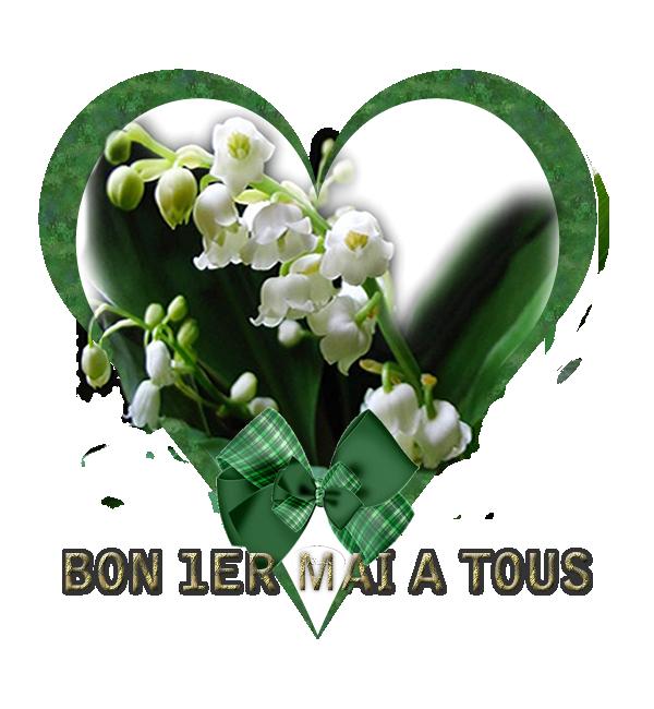 !!!   BON 1er MAI  À TOUS   !!!