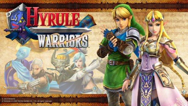 Hyrule Warriors !