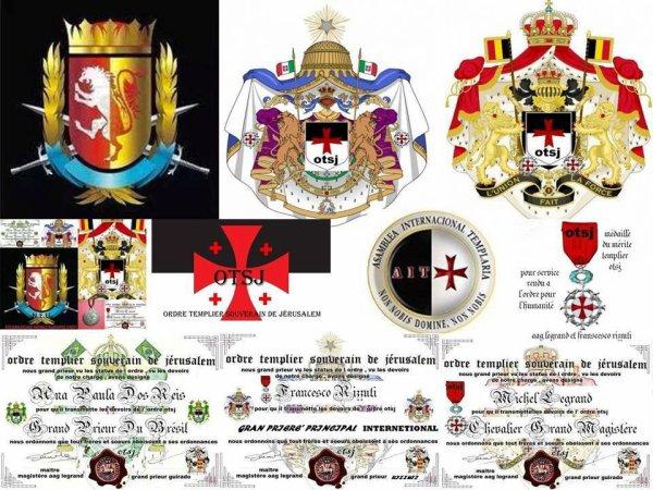 Ordre Templier Souverain de Jérusalem