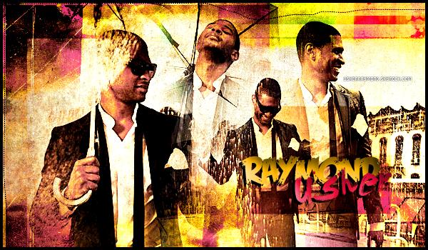 - ▪ Suis de près le tain-train quotidient du chanteur R'n'B, Raymond Terry Usher IV ! -