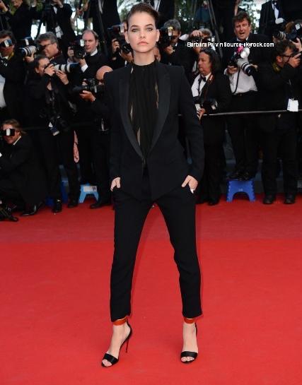 21/05/13: Barbara cet après midi à Cannes sur la Croisette