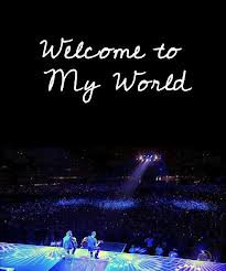 welcome to my world BELIEBER (l)
