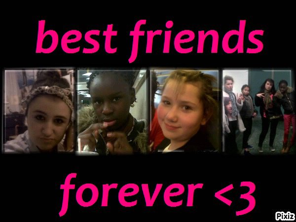 best friends forever (l)