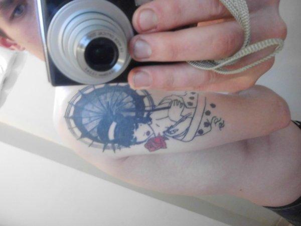 2 eme tatouage :)