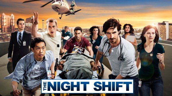 LES PERSONNAGES PRINCIPAUX DE THE NIGHT SHIFT