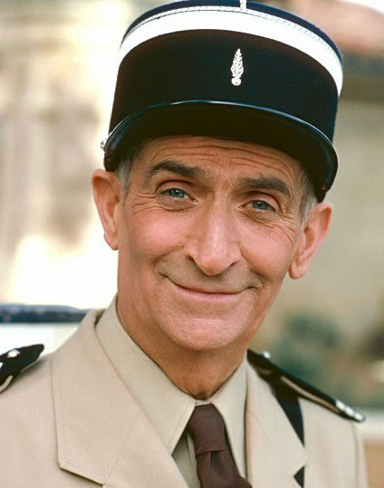 LOUIS DE FUNES FOR EVER