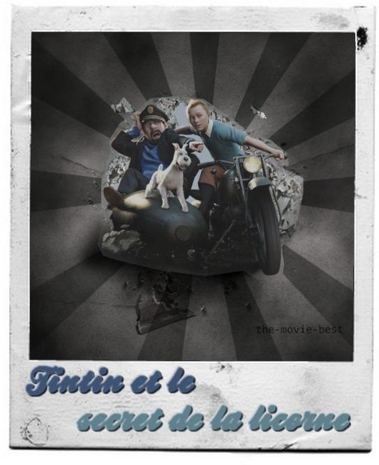 Tintin et le secret de la licorne