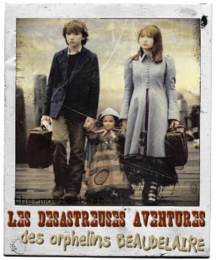 Les désastreuses aventures des orphelins Beaudelaire