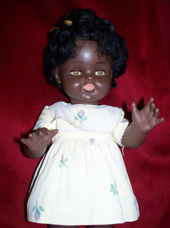 Nouvelle princesse à la maison: Poupée Raynal Corinne!