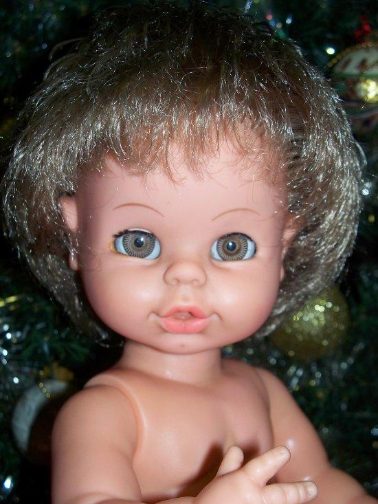 Poupée sexuée Bella - Schildkröt Baby Girl