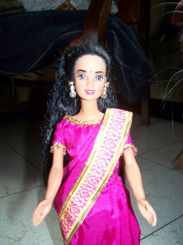 Indian Barbie 1996... Pour dollsdollsdolls