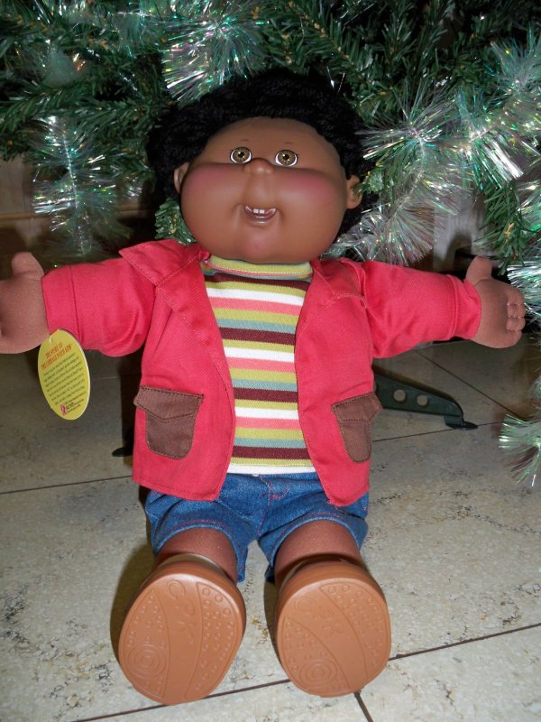 Cabbage Patch Kids...