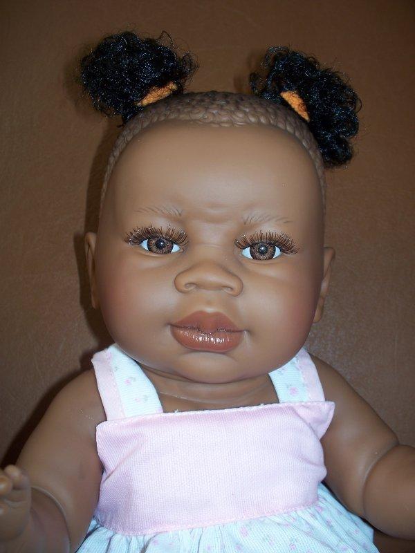 Muñecas Manolo dolls - poupée réaliste