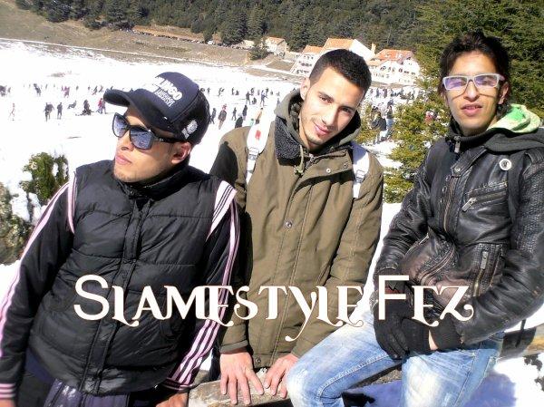 2012 / Slamestyle Fez (2012)