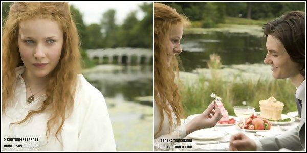 """Voici quelque stylls du film """" Le portrait de Dorian Gray """" où Ben a jouer en 2009 au coté de Colin Firth !"""