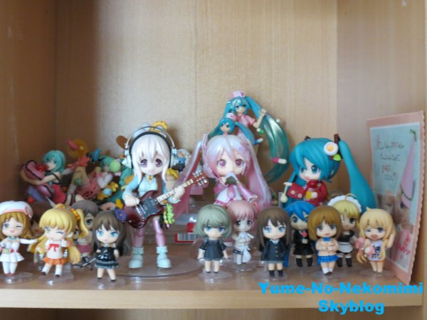 Ma collection de figurines (1)