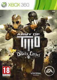 Videotest // Army of Two : Le Cartel du Diable