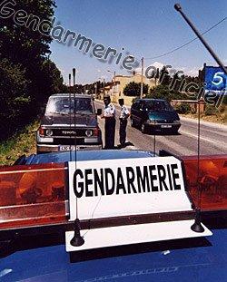 Gendarmerie, plus qu'un métier; une vocation