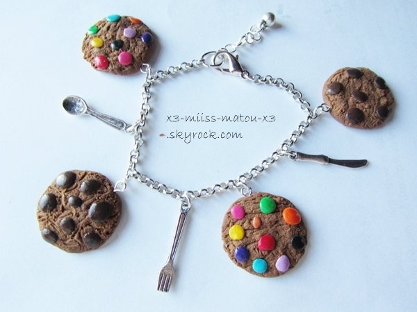 Bracelet tous cookies