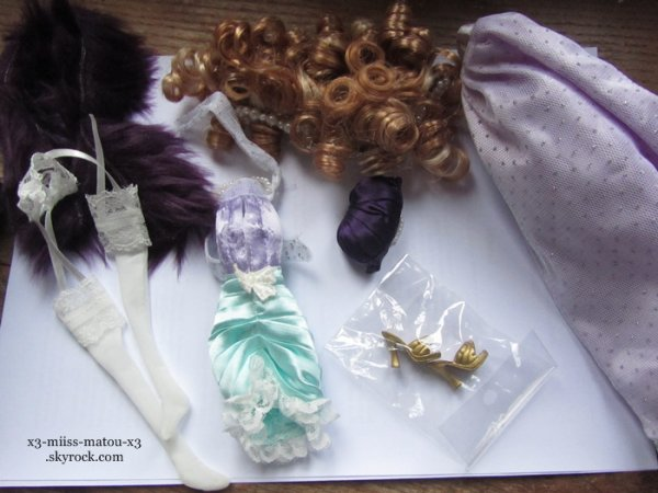 ♥ OUTFIT complet PULLIP AYA ♥